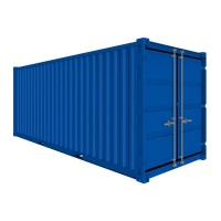 Ekstra Stor Container